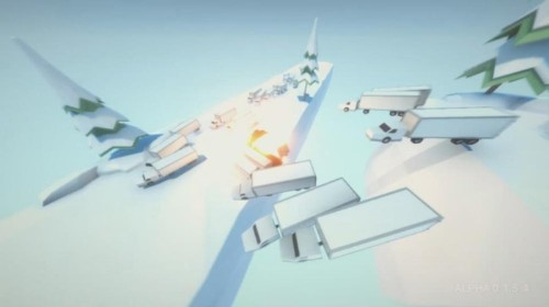 'Clustertruck' Is a Physics Nightmare That's Hilarious and Fun to Play
