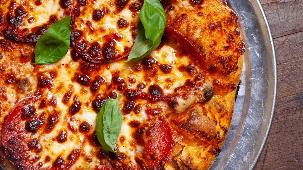 Crispy Homemade Pizza Recipe