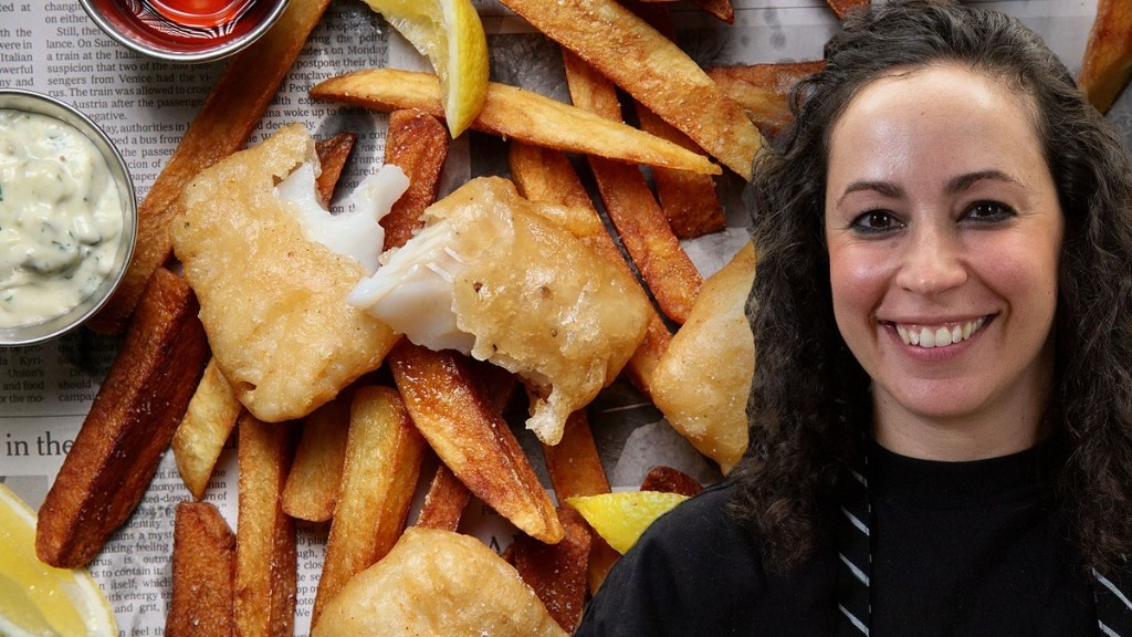 Fish & Chips - The Cooking Show