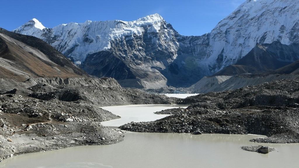 Die Gletscher im Himalaya könnten bald noch schneller schmelzen