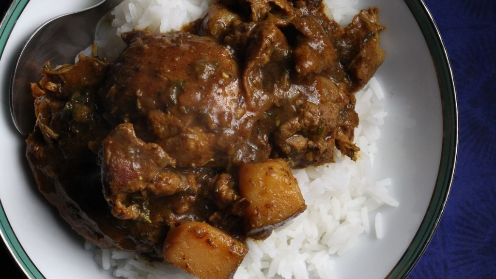 Easy Jamaican Chicken Curry Recipe