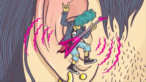 Living With Tinnitus: I Find It Hard to Believe Silence Ever Existed