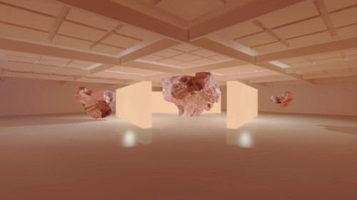 Visit this Virtual Gallery For an Anti-Gravity Art Experience