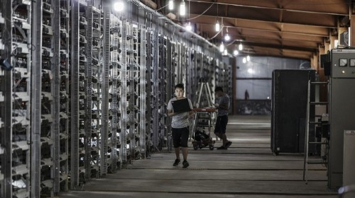 China Plans to Kill Most of the World's Bitcoin Mining Operations