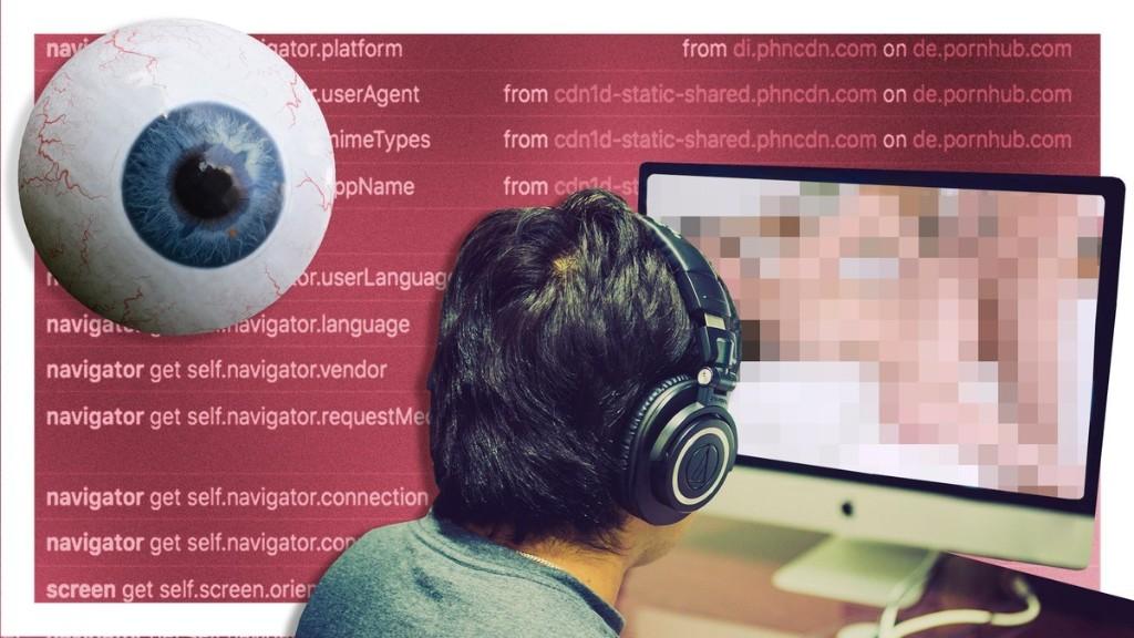 Pornhub: Deze gegevens worden van je verzameld