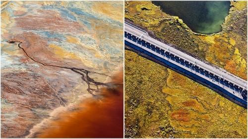 Ce photographe nous montre la pollution qui nous est cachée
