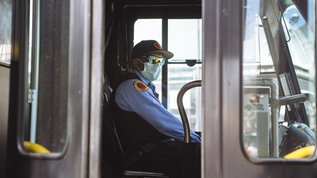 Bus Drivers on 'the Front Lines' for Coronavirus Don't Have Safety Equipment