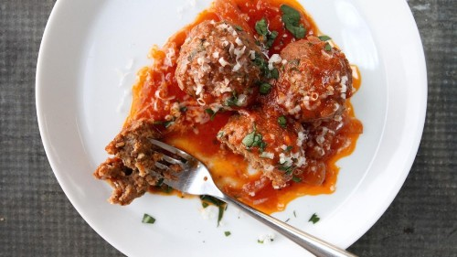 Batali's Meatballs Will Blow Your Mind