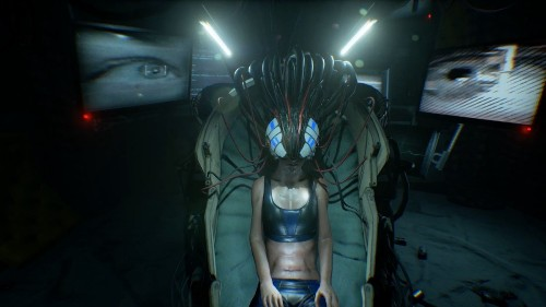 New Cyberpunk Game Asks Players to Invade People's Nightmares
