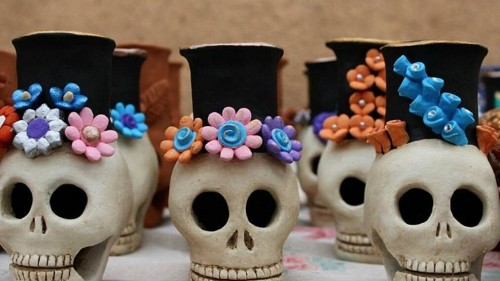 Mexican Day of the Dead Celebrations Bring Creativity to Life
