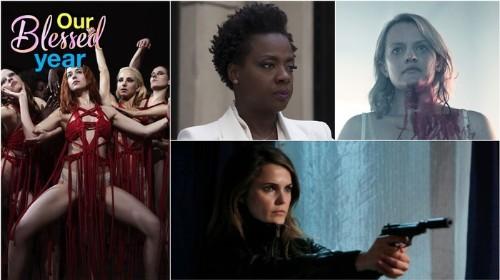Vengeful Women Dominated Pop Culture in 2018