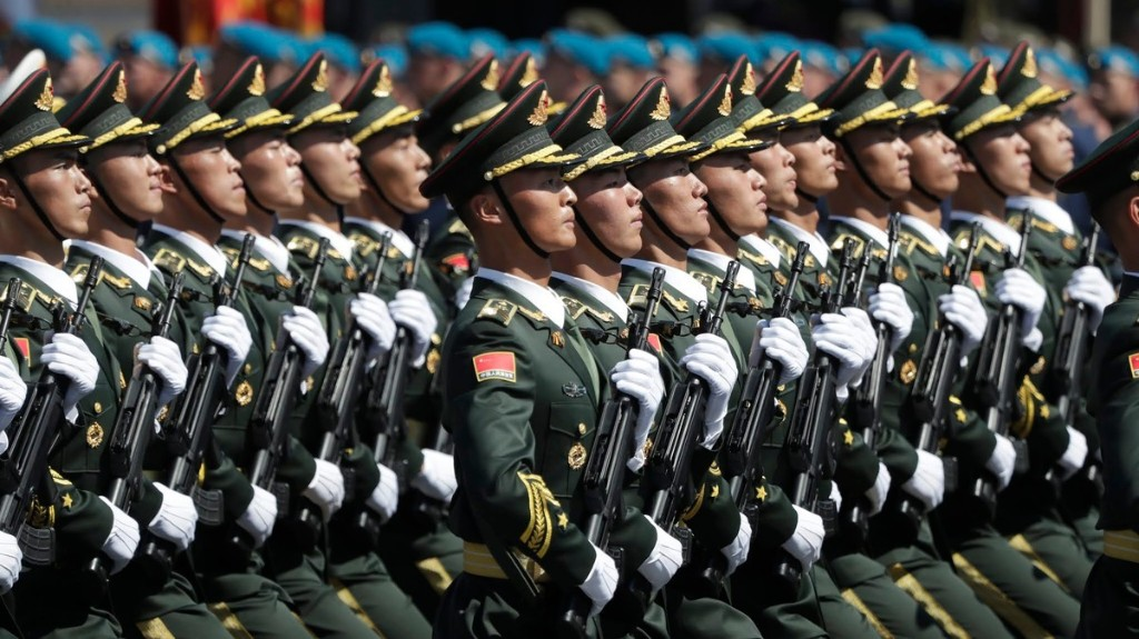 'The Threat is On the Rise': Taiwan Is Increasingly Worried About China. They're Not Wrong