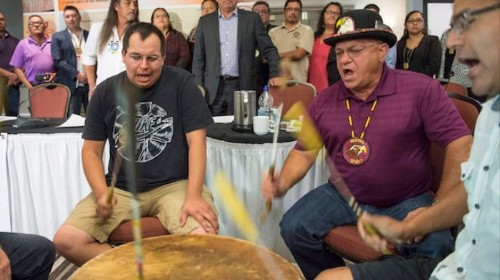 One Hundred Indigenous Nations in US and Canada Join Forces in Opposition of Pipeline Expansion