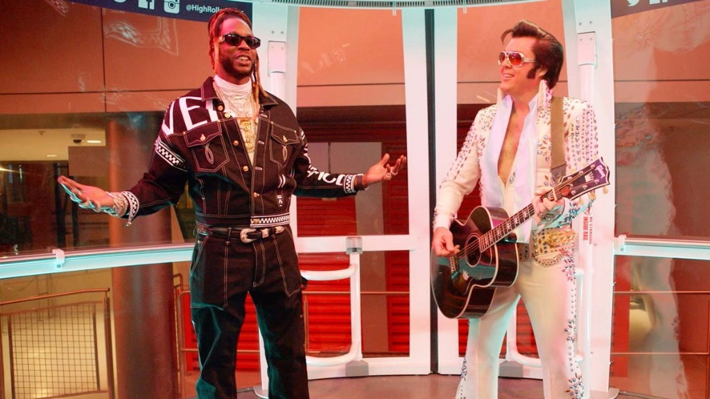 2 Chainz Checks Out Vegas's Most Expensive Elvis Wedding Package
