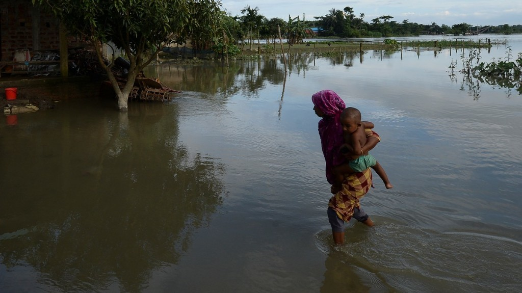 A Third of Bangladesh Is Under Water. These Photos Show the Extent of the Floods.