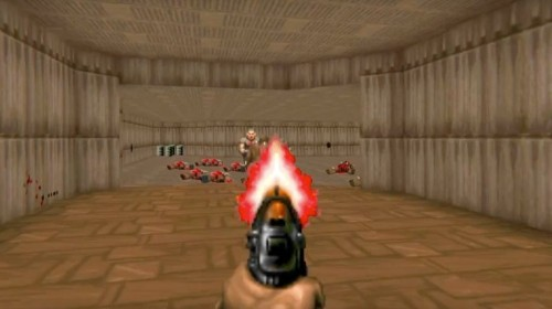 AI Can Generate 'Doom' Levels Now