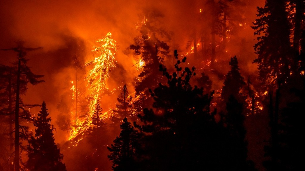 Can You Put Out a Wildfire With a Laser Weapon?