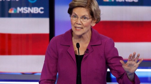 Elizabeth Warren's Epic Takedown of Bloomberg's NDAs Just Went to Contract