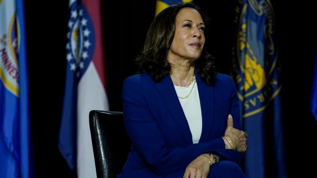 Progressives Think 'Kamala Is a Cop.' But Cops Hated Harris for Years.
