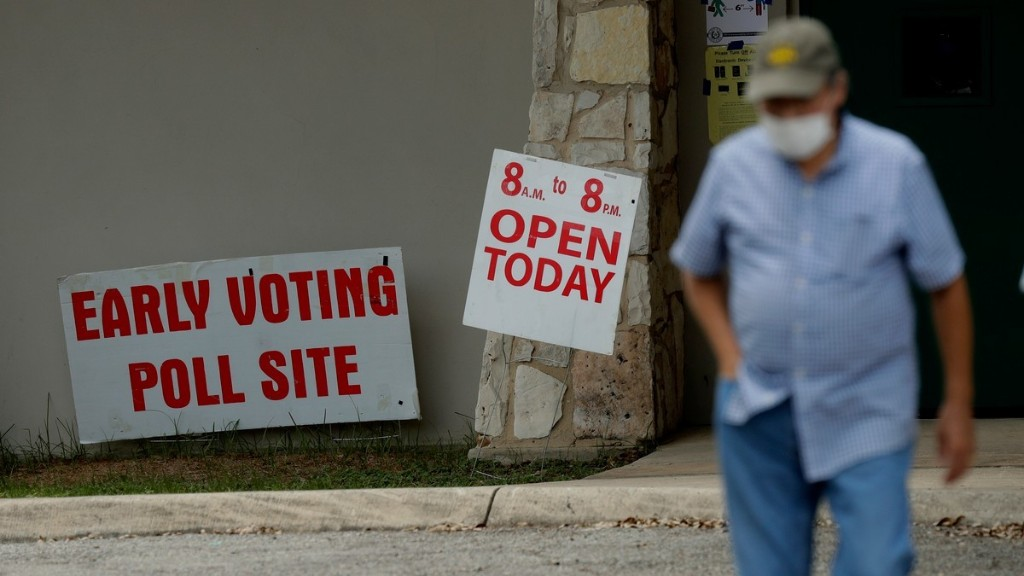Texas Republicans Are Making It Nearly Impossible to Safely Vote on Tuesday