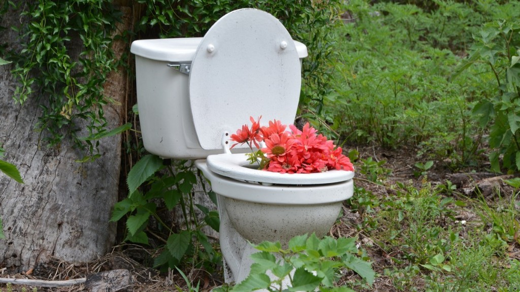 VICE - Let This Man Keep His Toilet Gardens