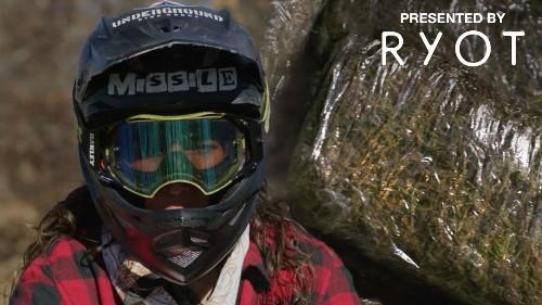 The Champion Mountain Biker Turned Drug Smuggler