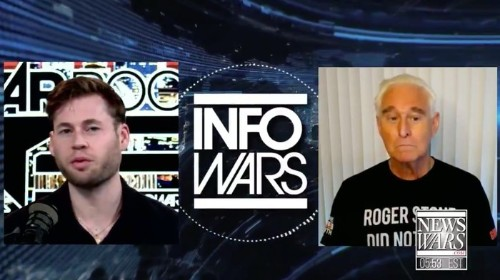 This Florida Man Destroying Roger Stone on Infowars Is So Satisfying