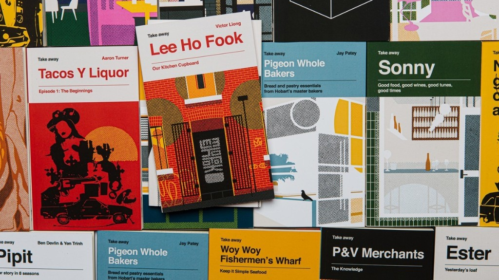 A Tiny New Publisher Is Making Food Books to Raise Money for Restaurants
