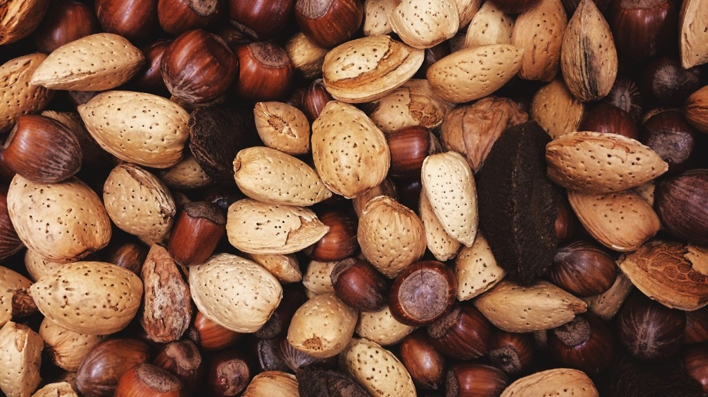 Nuts Are a Bad Source of Protein