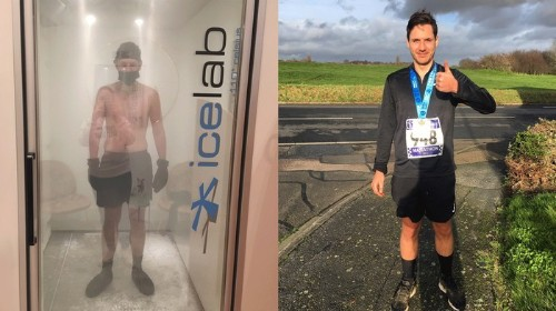 I Biohacked My Way to Marathon Success