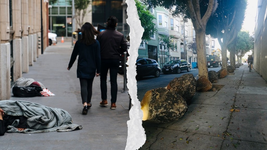 San Francisco Property Owners Can Do Basically Whatever to Homeless People Now