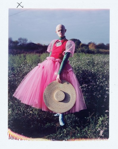 melanie gaydos is one of the many models challenging normative standards of beauty