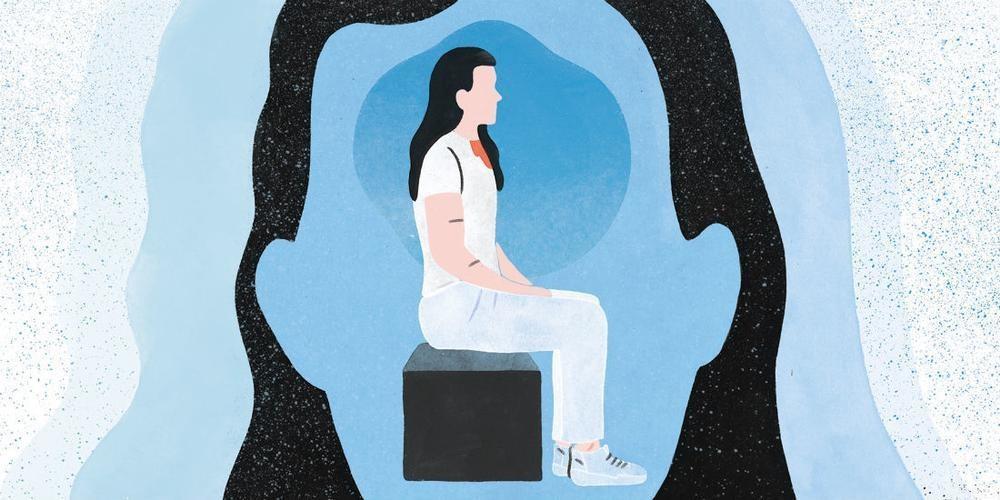 Meditation  - Magazine cover