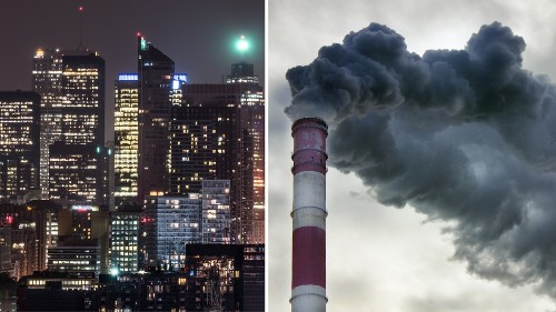 Glass Skyscrapers Have Turned Entire Cities Into Energy Vampires