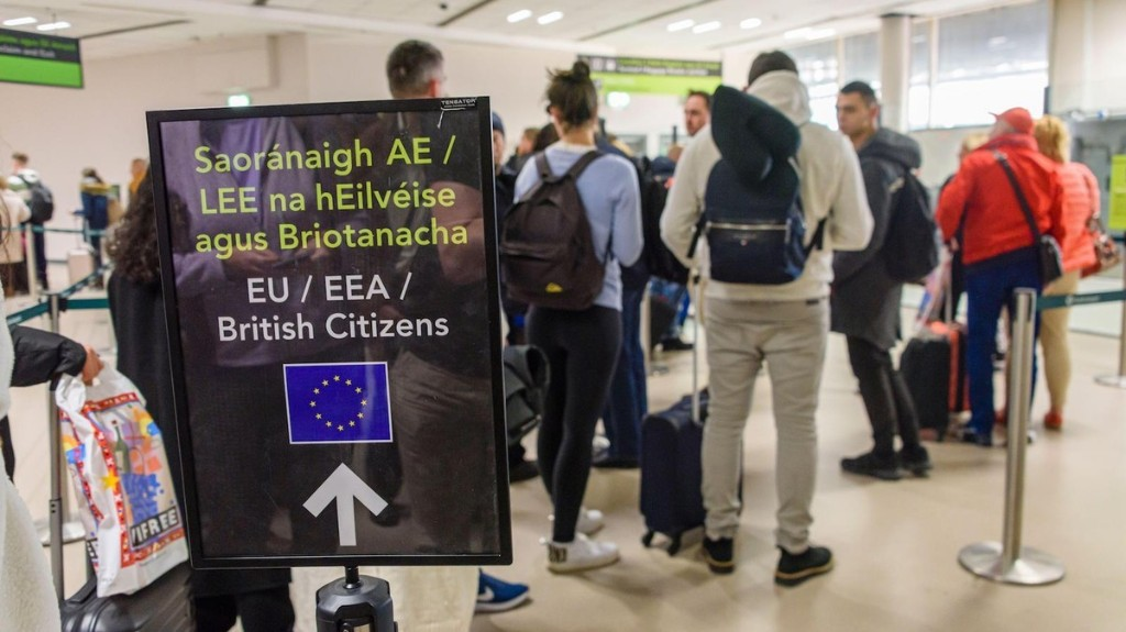 Revealed: Hundreds Refused Entry to Ireland Over Fears They Would Travel to Britain