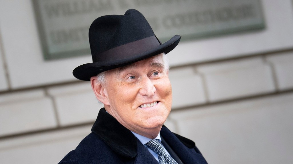 President Trump Just Commuted Roger Stone's Three-Year Prison Sentence