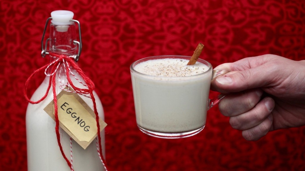 The Best Ever Eggnog Recipe