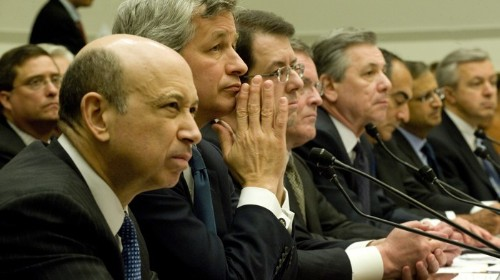 The Bailouts for the Rich Are Why America Is So Screwed Right Now