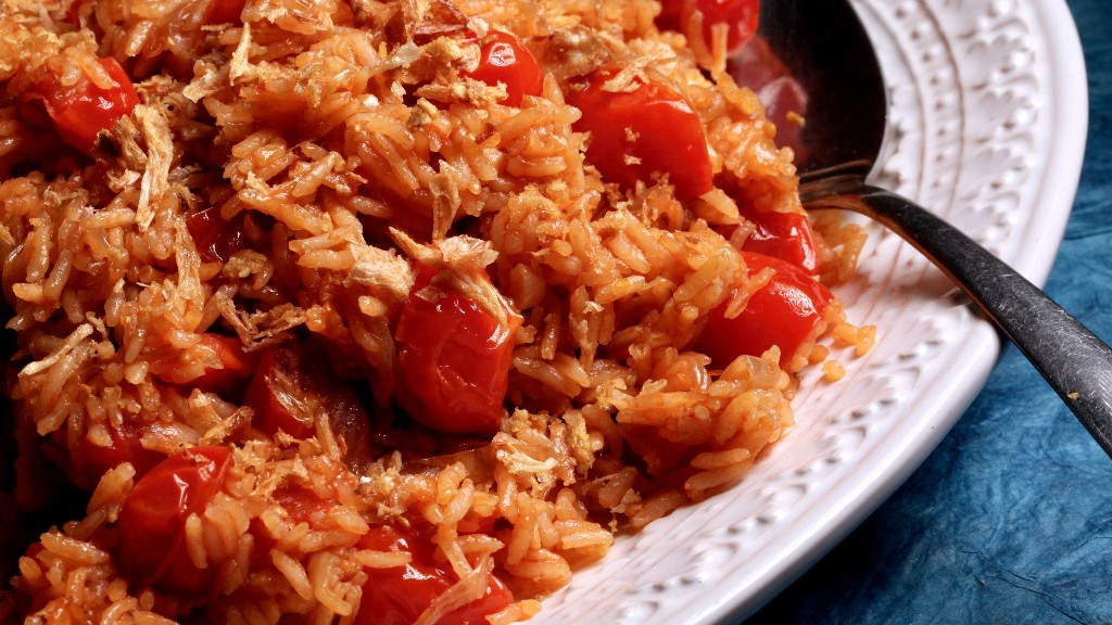 Easy Tomato Rice Recipe