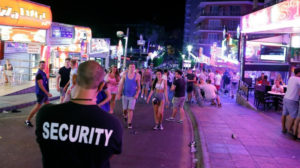 British Tourists On a Post-Lockdown Holiday Caused Chaos in Magaluf