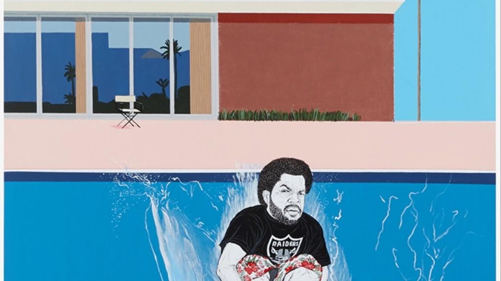 Eazy E = MC² and Other Hilarious Mashup Portraits