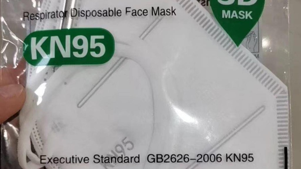 Chinese Drug Dealers Have A New Product: Knock-Off N95 Masks for Coronavirus