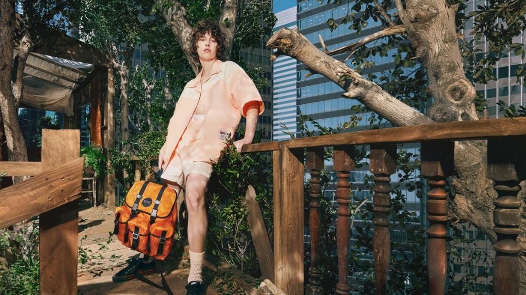 Pour sa nouvelle campagne, Gucci imagine une maison perchée dans les arbres