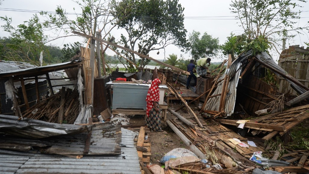 These Photos Show the Devastating Aftermath of Cyclone Amphan