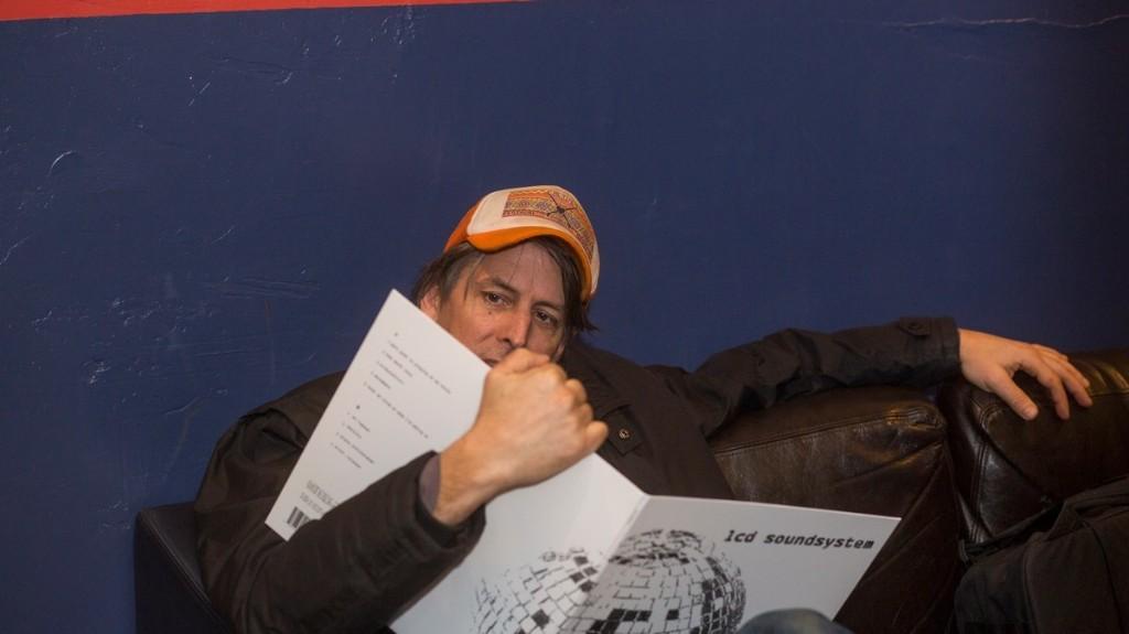 "Stephen Malkmus Listens to LCD Soundsystem: ""It's a Dance-Rock Workout"""