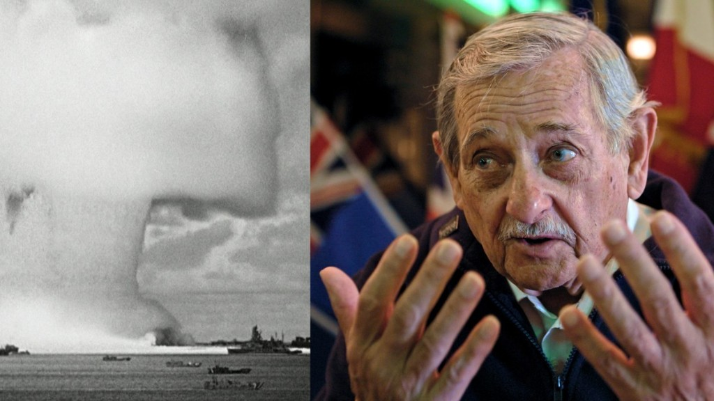 'We Were Guinea Pigs': Soldiers Explain What Nuclear Bomb Blasts Feel Like