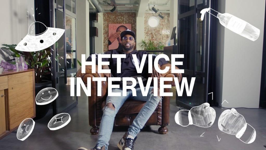Het VICE Interview: Dopebwoy
