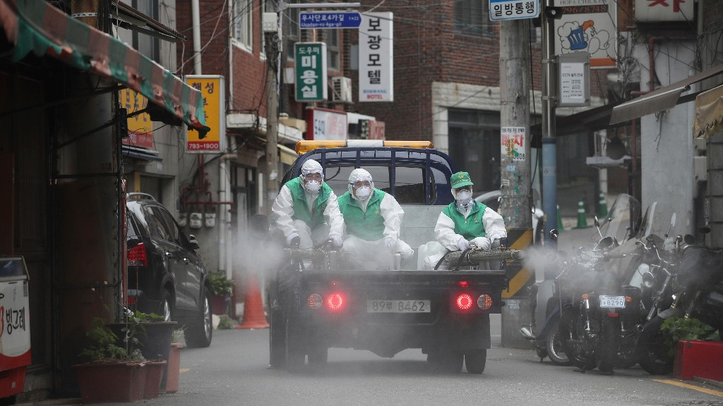 Over 100 Coronavirus Cases in South Korea Have Now Been Linked to One Guy's Night Out Clubbing
