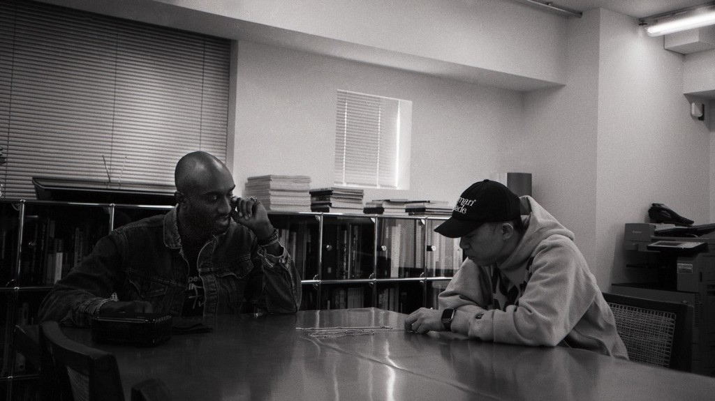 En exclusivité : Virgil Abloh et Nigo parlent du processus créatif derrière LV2