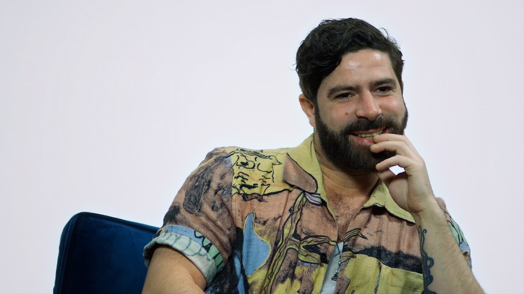 Foals Frontman Yannis is Currently Obsessed with Poetry And The Band Low